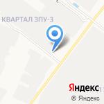 Рынок спецтехники на карте Благовещенска