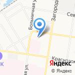 Детский сад №47 г. Благовещенска на карте Благовещенска