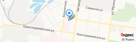 Детский сад №47 на карте Благовещенска