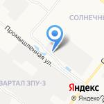 Восток УАЗ на карте Благовещенска