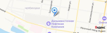МегаДом на карте Благовещенска