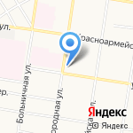 Людмила на карте Благовещенска
