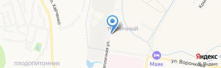 Банкомат Дальневосточный банк Сбербанка России на карте Благовещенска