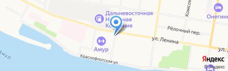 Stop & Go на карте Благовещенска