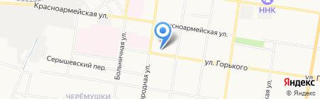 ИНВИТРО\/ВИВАМЕД на карте Благовещенска