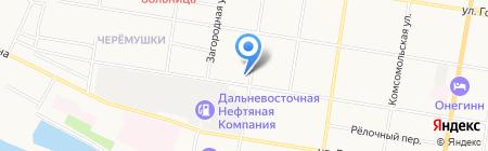 Savinelli на карте Благовещенска
