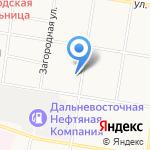 Прокуратура Благовещенского района на карте Благовещенска