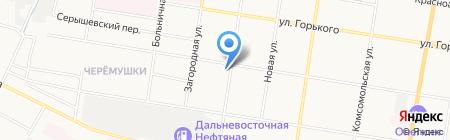 Rem Box на карте Благовещенска