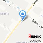 ДВМ-Благовещенск на карте Благовещенска