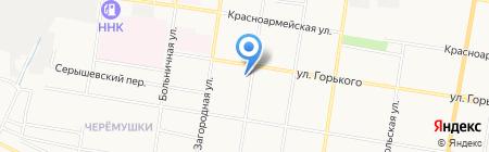 Евразия Групп на карте Благовещенска
