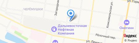 Ресурсный центр на карте Благовещенска