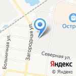 Геостройпроект на карте Благовещенска