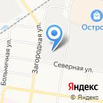 Амурская Корпорация Свободной Торговли на карте Благовещенска