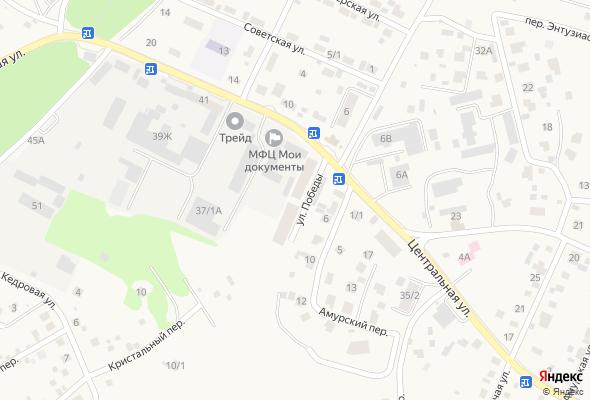 продажа квартир по улице Победы