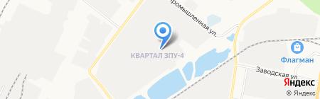 АЮСС на карте Благовещенска