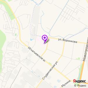 Амурская областная клиническая больница на карте