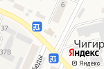 Схема проезда до компании Мастерская бытовых услуг в Чигирях