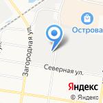 Теплосервис-Комплект на карте Благовещенска