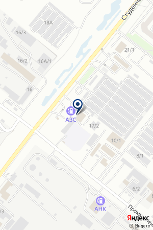 Active group на карте Благовещенска