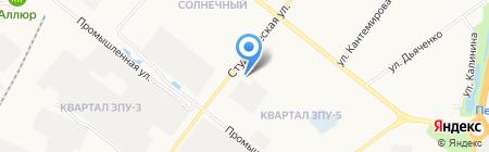 АЗС Гранд на карте Благовещенска