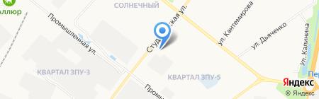 Банкомат Дальневосточный банк на карте Благовещенска