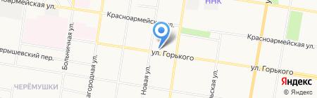 AmurTexLine на карте Благовещенска