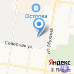 Резидент на карте Благовещенска