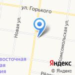 Территориальный орган Росздравнадзора по Амурской области на карте Благовещенска