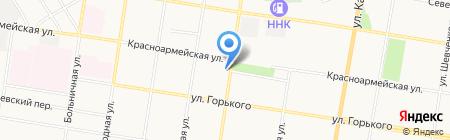 Сантехэлектроторг на карте Благовещенска