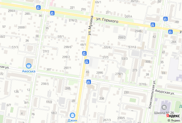продажа квартир по ул. Мухина