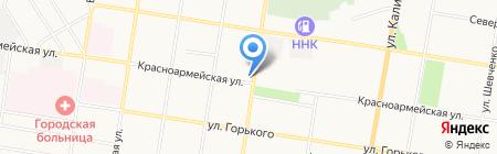 МАСТЕР на карте Благовещенска