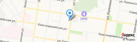 Газсервис на карте Благовещенска