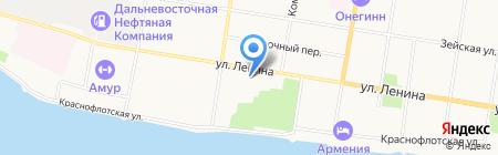 Центр Ипотечного Кредитования на карте Благовещенска