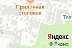 Схема проезда до компании Семь самураев в Благовещенске