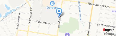 Совкомбанк на карте Благовещенска