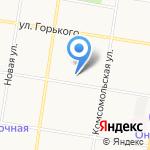 Аварийно-восстановительная компания на карте Благовещенска