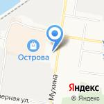 Маркиз на карте Благовещенска