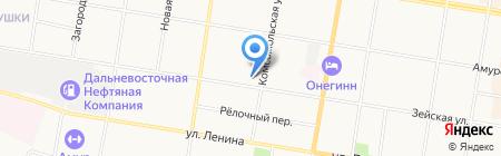Мастер Класс Шоу на карте Благовещенска