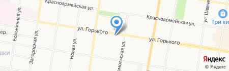 Амурская промысловая компания на карте Благовещенска
