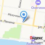 Artwork company на карте Благовещенска
