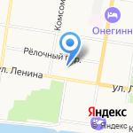 Амурский научный центр Дальневосточного отделения РАН на карте Благовещенска