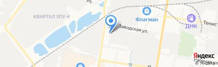 М-плюс на карте Благовещенска