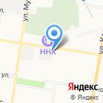 Автосигнализации Автоэлектрик на карте Благовещенска