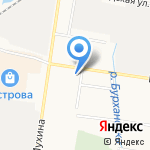 Почтовое отделение №29 на карте Благовещенска