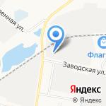 Амурский Легион-Благовещенск на карте Благовещенска
