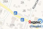 Схема проезда до компании Бусинка в Чигирях