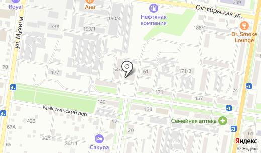 Административный участок №35. Схема проезда в Благовещенске