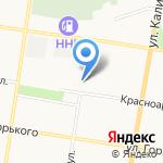 Административный участок №32 на карте Благовещенска