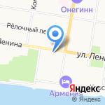 Петропавловск на карте Благовещенска