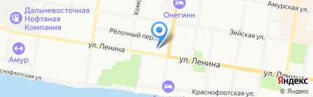 МАСТЕРская рекламы на карте Благовещенска